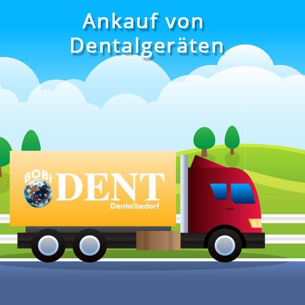 Ankauf von Dentalgeräten