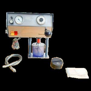 degussa multivac vakuumanmischgeraet mit becher