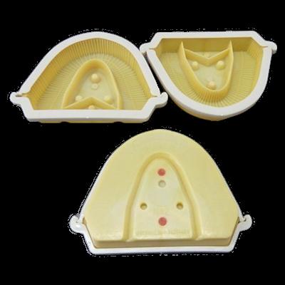 model tray sockler nr 2 gelb