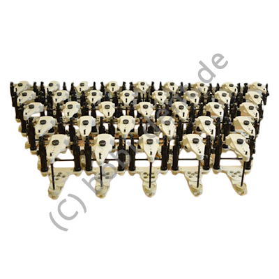 artex artikulator mit kunststoff sockelplatten