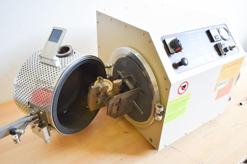 Vakuum-Druck-Gießgerät Heraeus Combilabor CL-I 95