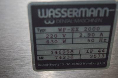 wassermann wp ex 5
